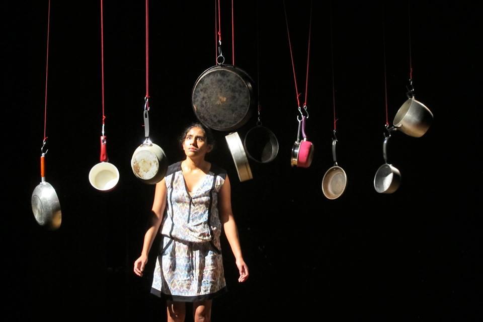 circo e il teatro in un monologo